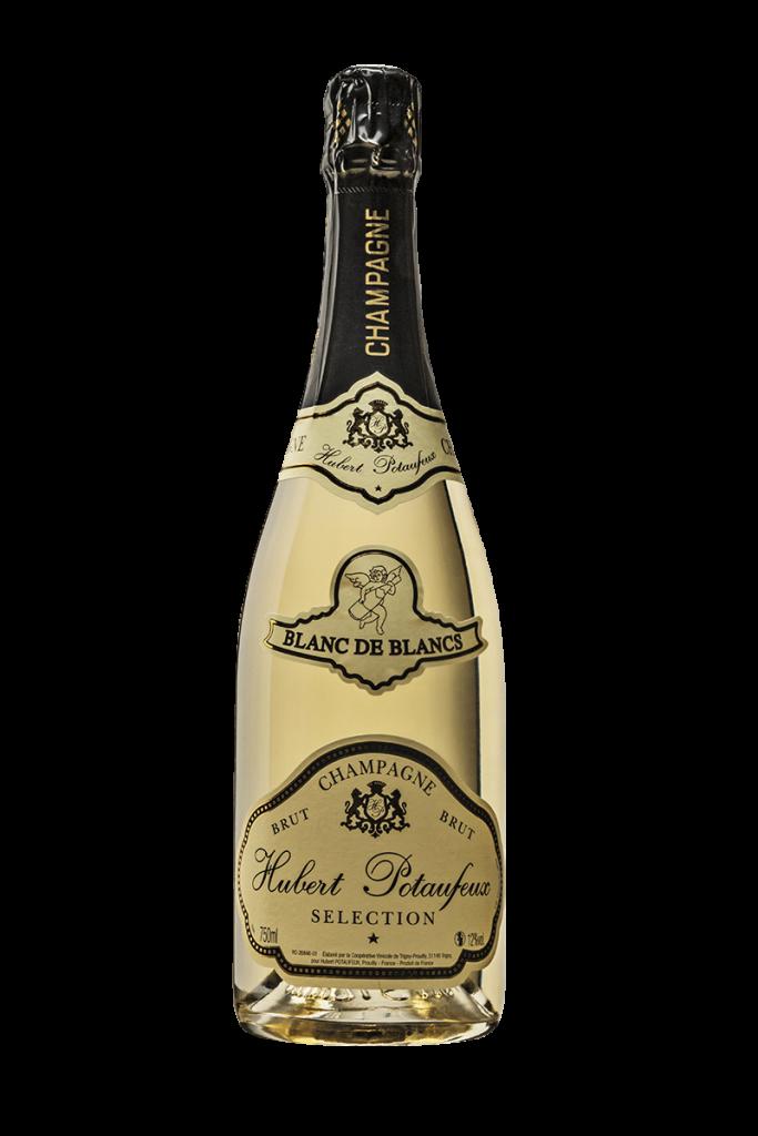 Champagne Potaufeux Blanc de BLanc