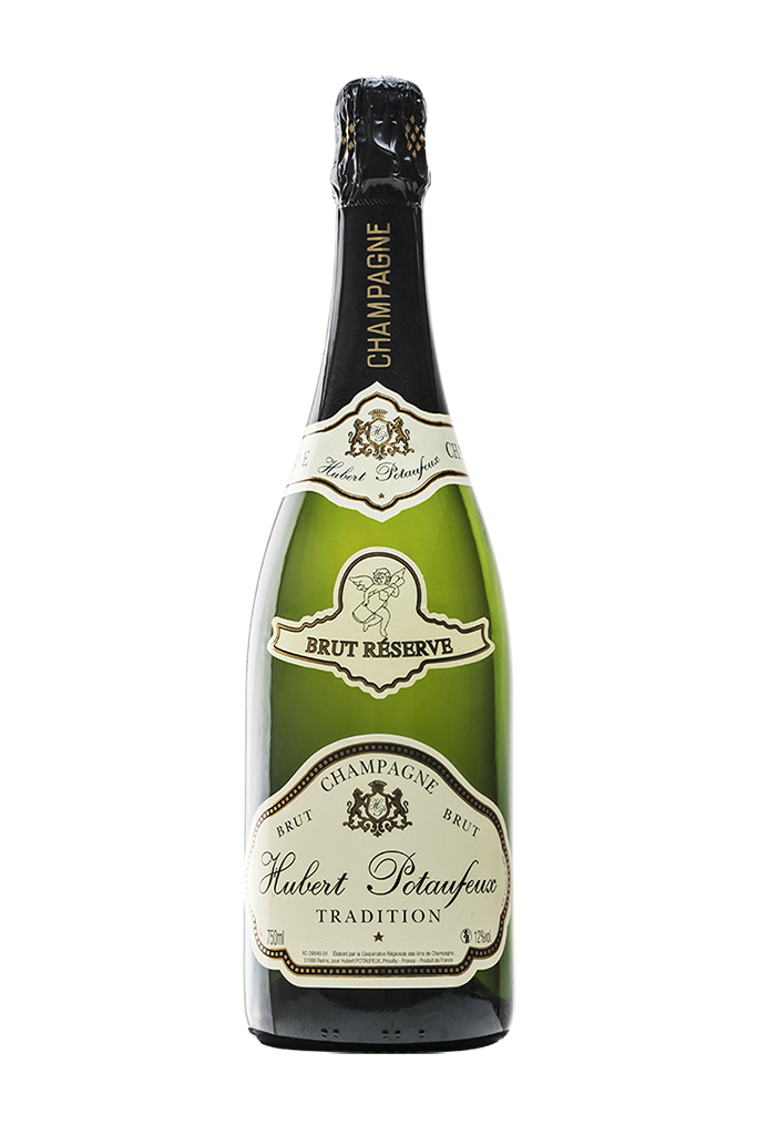 Champagne Potaufeux - Brut reserve - Prouilly
