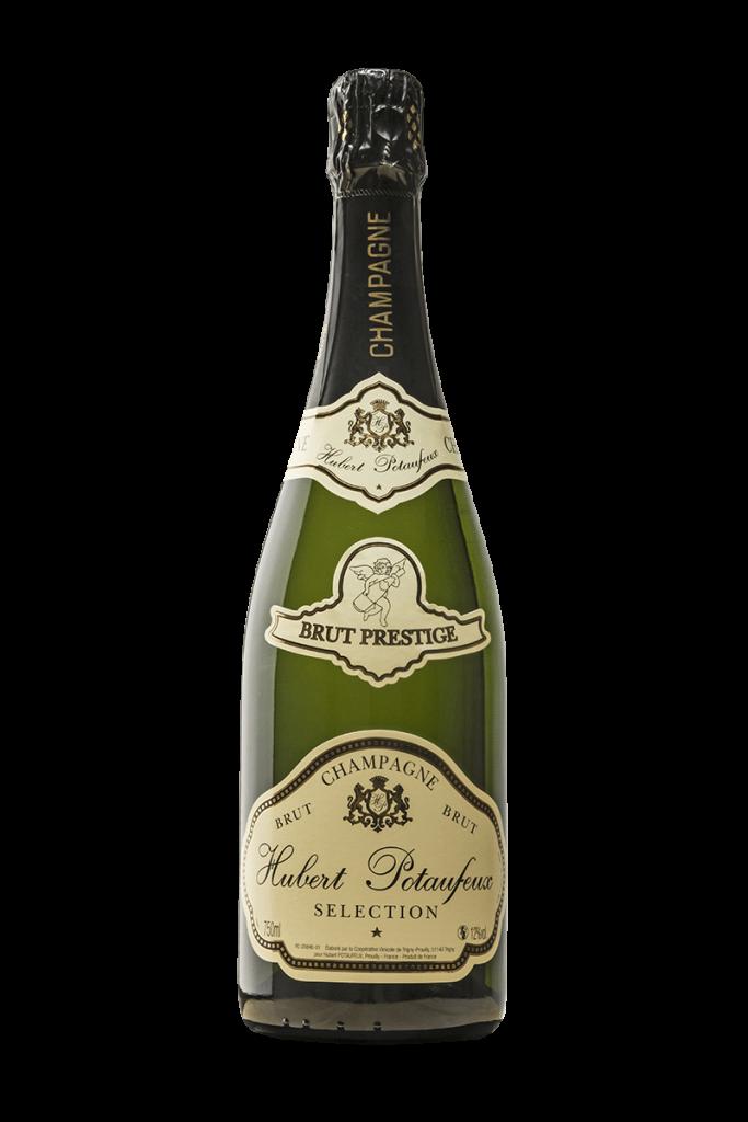 Champagne Hubert Potaufeux - Brut Prestigeprestige